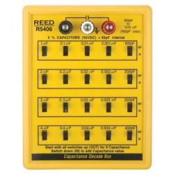 R5406 Capacitance Decade Box