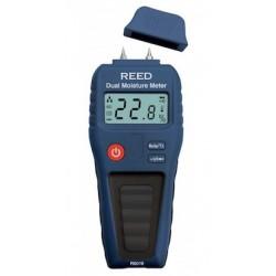 REED R6018 Dual Moisture Meter