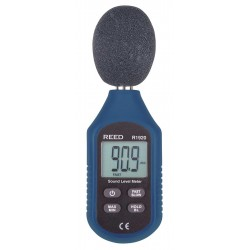 R1920 Äänen voimakkuus mittari